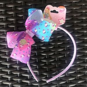 Jojo Siwa Headband with Unicorn Bow